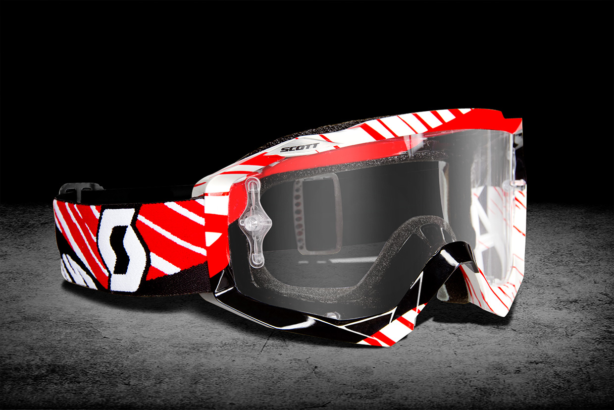 Trey Canard Signature Goggle Graphic Design