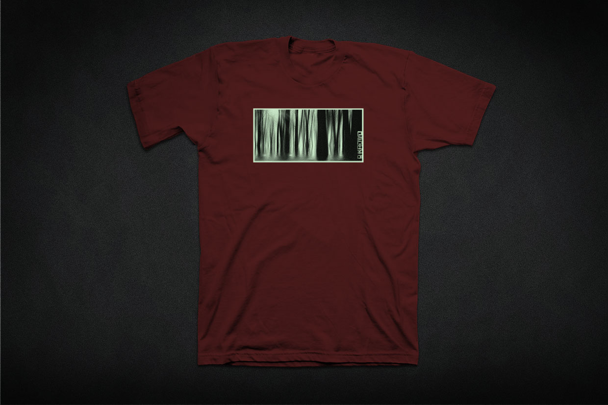 Krowd t-shirt graphic design