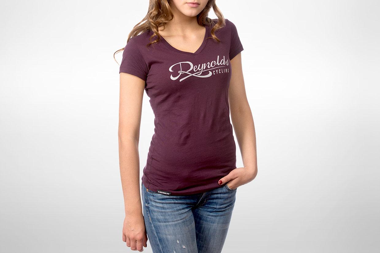 Reynolds cycling t-shirt graphic design