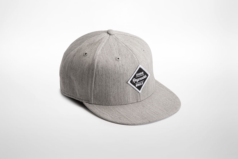 Reynolds cycling promo hat design