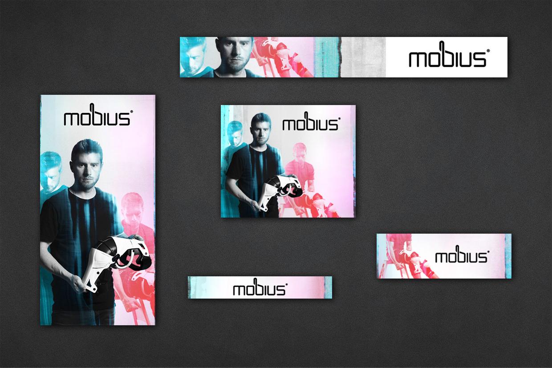 Mobius Knee Brace Digital Advertising