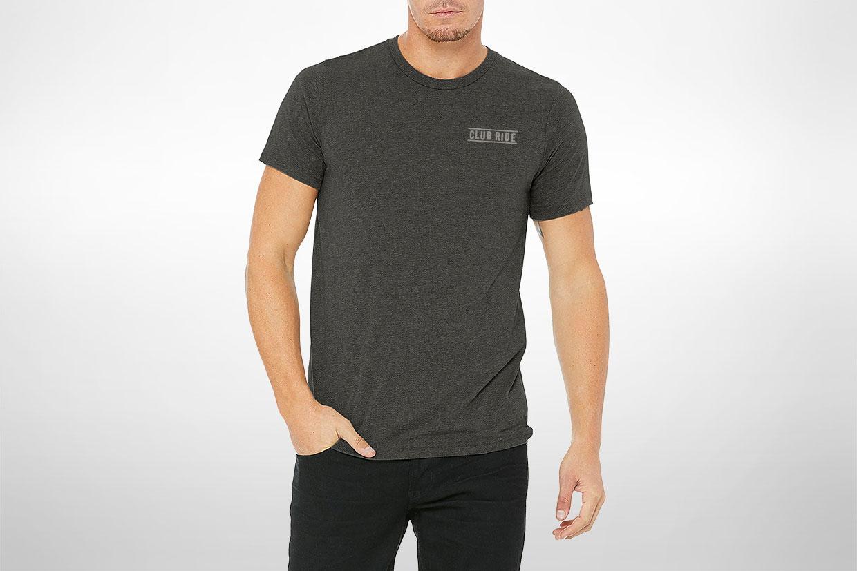 Club Ride t-shirt design